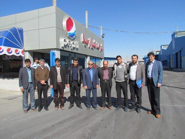 تور صنعتی واحدهای تولیدی کهگیلویه و بویراحمد در شیراز برگزار گشت